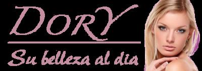 Salón Dory Logo Footer