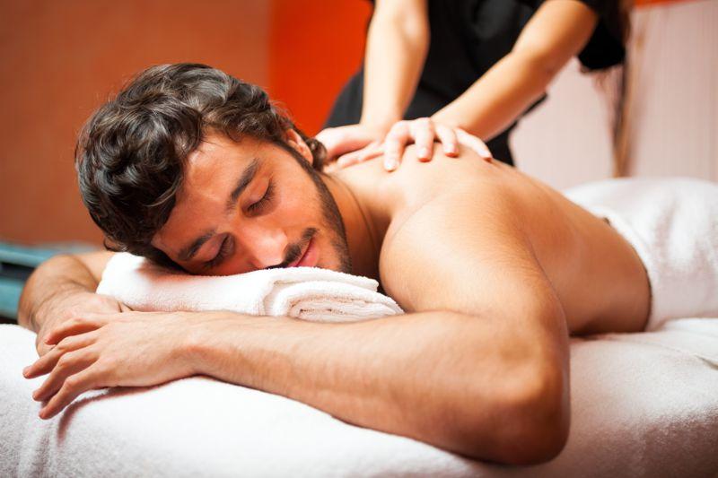 Masajes para Hombre en Salamanca