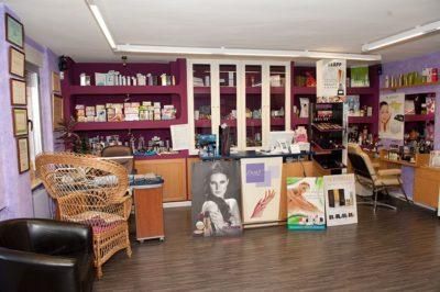 Instalaciones de Salón de Belleza Dory